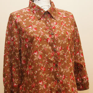 Old Navy Women's Floral Blouse